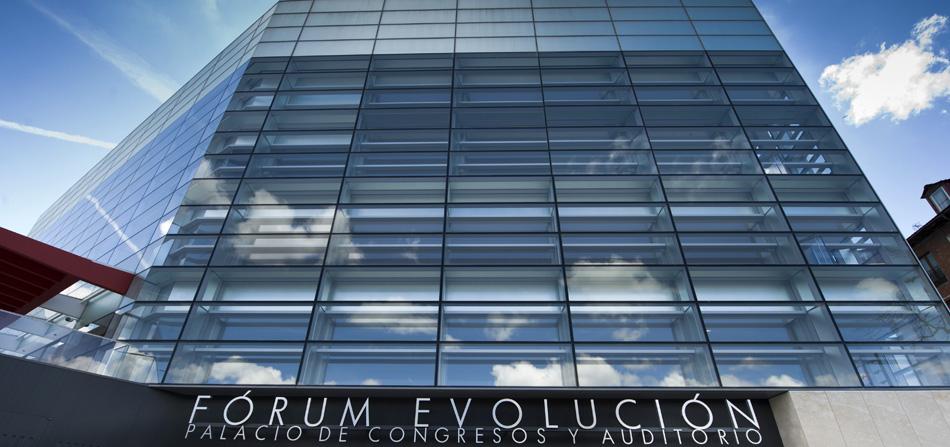 Fórum Evolución Palacio de Congresos y Auditorio Burgos