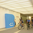 Salida de la Vuelta Ciclista a Burgos